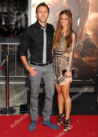 Lydia McLaughlin and husband Doug McLaughlin