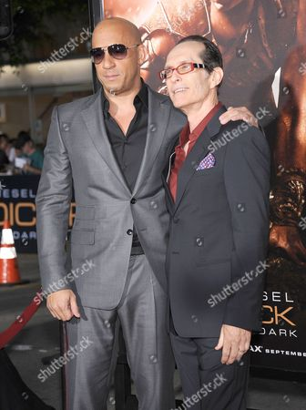 Vin Diesel & David Twohy