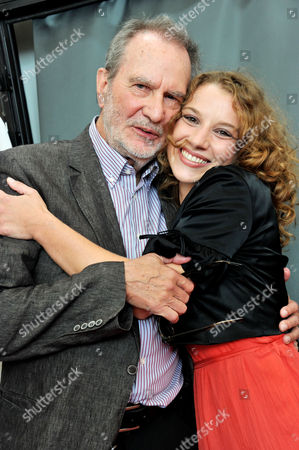 Edgar Reitz and Antonia Bill