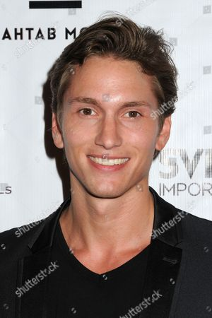 Stock Picture of Benjamin Stone