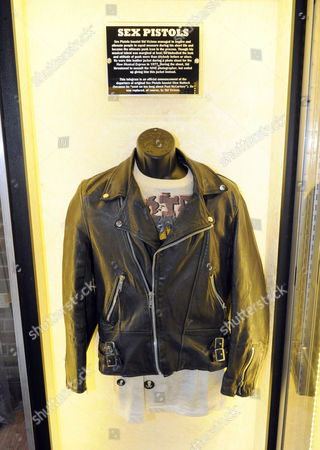 Editorial image of 'Hard Rock Couture' exhibition, Hard Rock Cafe, Manchester, Britain - 29 Aug 2013