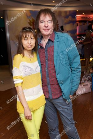 Jiaxin Cheng (girlfriend) & Julian Lloyd Webber