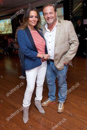 Stock Picture of Samantha Sharp & John Thomson