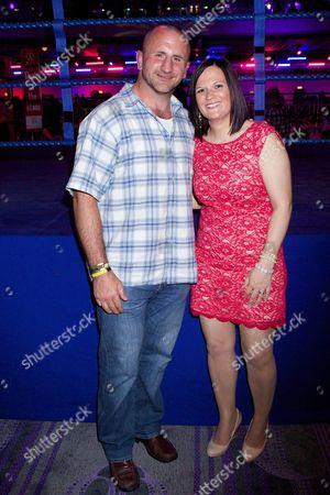 George Chuter & Nikki Scott