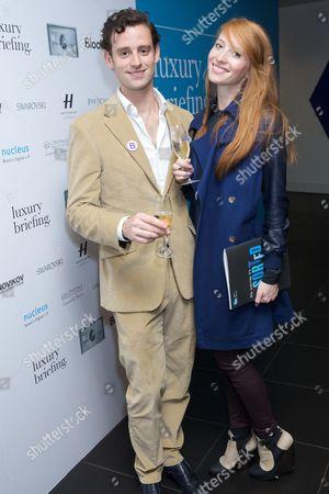 Editorial photo of Luxury Briefing Awards, Bloomberg's European Headquarters, London - 11 Jun 2013
