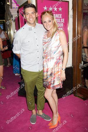 Kevin Sacre & Camilla Dallerup