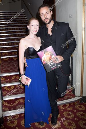 Editorial picture of 'Dirty Dancing' stage show press night, London, Britain - 17 Jul 2013