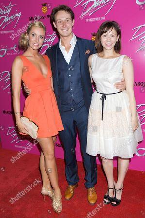 Charlotte Gooch, Paul-Michael Jones & Jill Winternitz