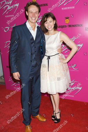 Paul-Michael Jones & Jill Winternitz