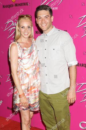 Camilla Dallerup & Kevin Sacre