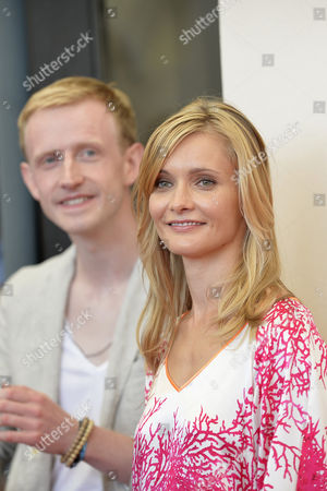 David Zimmerschied and Alexandra Finder