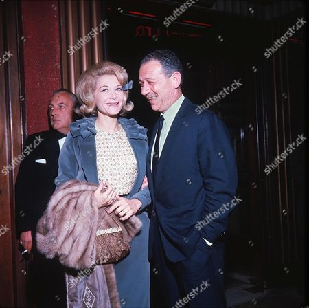 SID JAMES AND WIFE