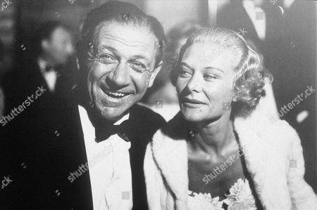 SID JAMES WITH HIS WIFE