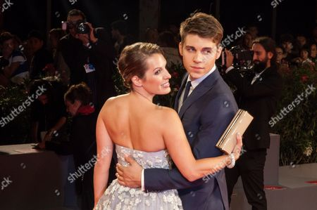 Tenille Houston and Nolan Gerard Funk