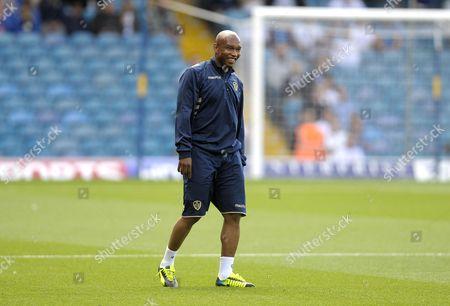 Stock Picture of El-Hadji Diouf of Leeds United