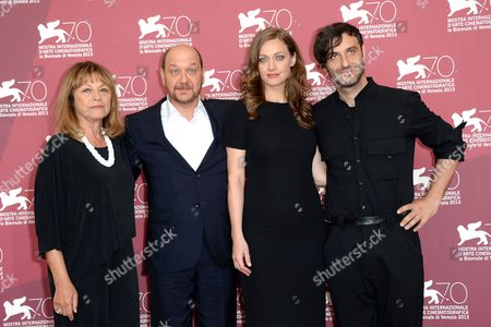 Editorial picture of 'Miss Violance' film photocall, 70th Venice International Film Festival, Italy - 01 Sep 2013