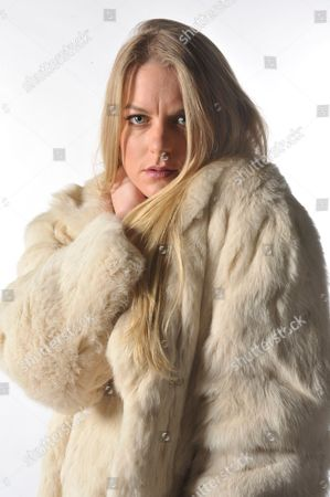 London, Britain - British Singer-songwriter Jo Harman. January 17