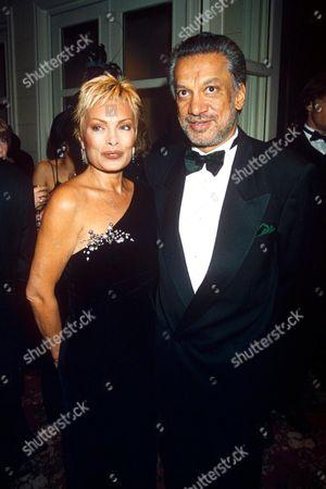 GULU LALVANI AND WIFE