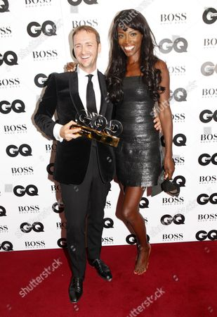 Jason Atherton and Lorraine Pascale