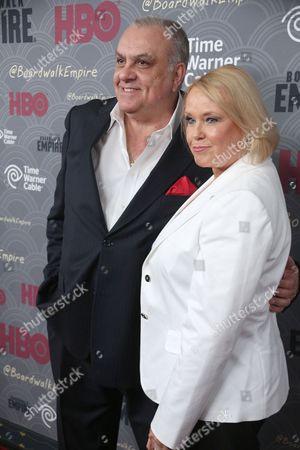Vincent Curatola and Maureen Curatola