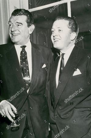JACK HAWKINS AND RICHARD ATTENBOROUGH- EARLY PICTURE