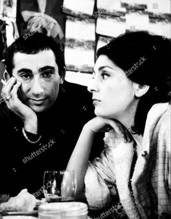 LIONEL BART AND GEORGIA BROWN