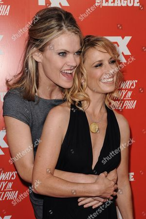 Stock Picture of Missi Pyle, Shawnee Smith