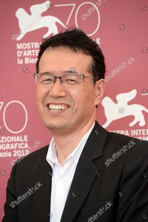 Stock Image of Director Aramaki Shinji