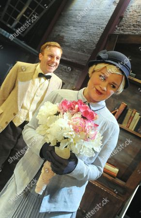 Richard Beanland as Lionel Frush, Lucy May Barker as Cherry Buck