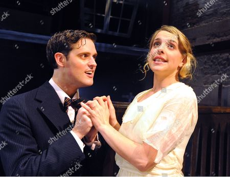James Dutton as Ronny Gamble, Claire Cartwright as Kitty Stratton