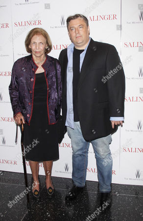 Jean Miller and Shane Salerno