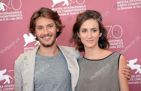 Gabriele Rendina, Livia Rossi