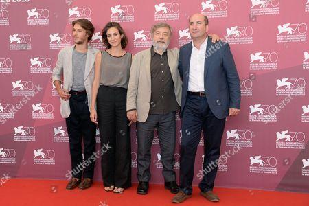 Gabriele Rendina, Livia Rossi, Gianni Amelio, Antonio Albanese