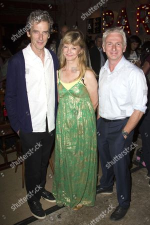 Editorial picture of 'Sympathy Pains' play press night after party at Park Theatre, London, Britain - 04 Sep 2013