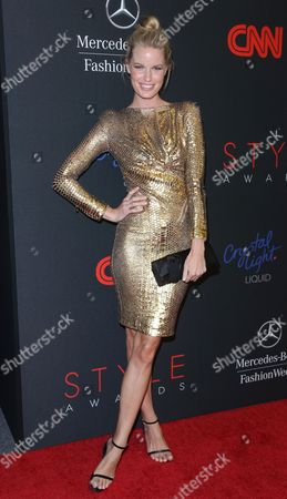 Editorial photo of 10th Annual Style Awards, New York, America - 04 Sep 2013