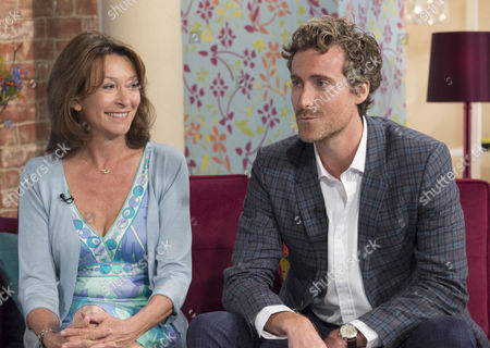 Cherie Lunghi and Tom Turner