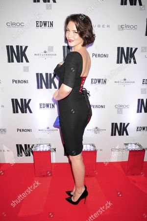Editorial photo of Launch of 'Ink' nightclub, Leicester Square, London, Britain - 04 Sep 2013