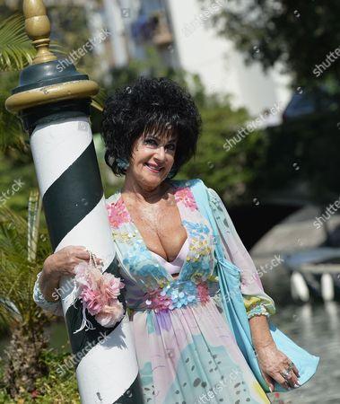 Stock Photo of Marina Castelnuovo