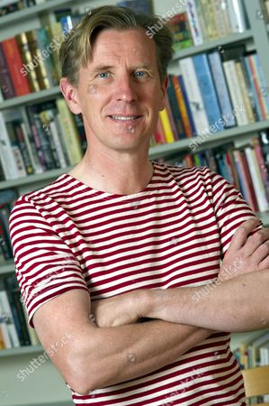 Phillip Reeve, children's author and book illustrator.