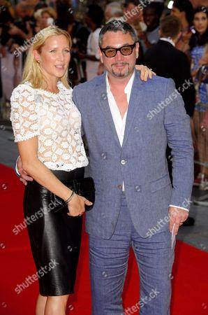 Stock Image of Rebecca Morgan and Huey Morgan