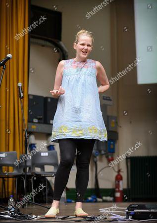 London Leader Pippa Evans