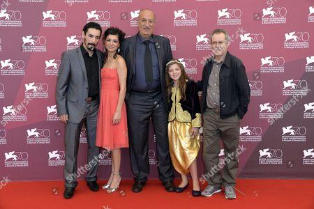 Merzak Allouache and cast Meriem Medjkane, Hacene Benzerari, Nadjib Oulebsir, Myriam Ait El Hadj