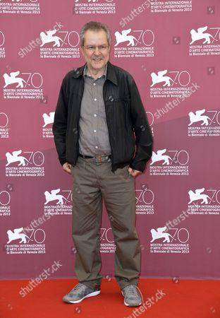 The director Merzak Allouache