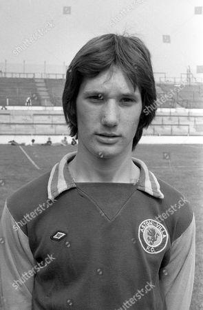 Ian Hendry Aston Villa football club footballer 1976