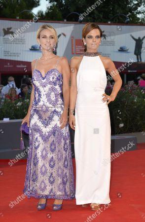 Eugenia Costantini and Stefania Fabiano