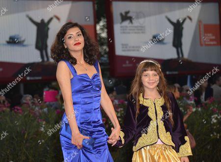 Meriem Medjkane and Myriam Ait El Hadj