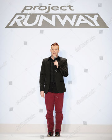 Editorial picture of Project Runway show, Fall 2013 Mercedes-Benz Fashion Week, New York, America - 06 Sep 2013