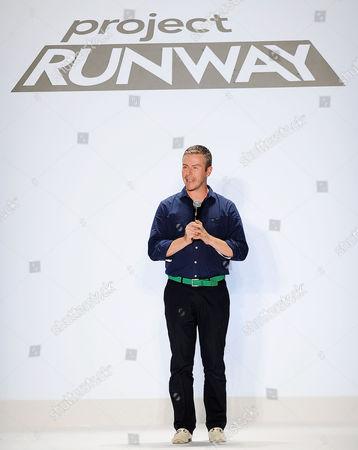 Stock Picture of Jeremy Brandrick