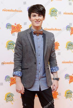 Editorial picture of Nickelodeon's Fruit Shoot Skills Awards 2013, London, Britain - 07 Sep 2013