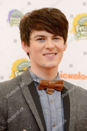Stock Picture of Brad Kavanagh